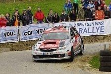 Rallye - Höhen und Tiefen im Team Wallenwein