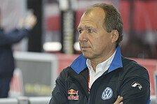 WRC - Wenn man f�r irgendetwas f�nf H�nde braucht, dann geht das nicht: Willy Rampf im Tech-Talk