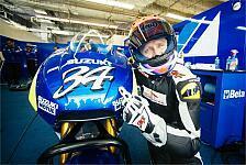 MotoGP - Bilder: Der MotoGP-Test von Schwantz