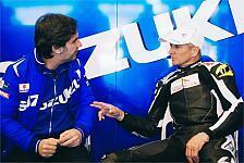 MotoGP - Warten bringt nichts: Schwantz r�t Suzuki zu mehr Wildcard-Eins�tzen