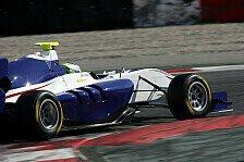 GP3 - Kirchh�fer erstmals auf dem Podium: Eriksson beh�lt die Nerven: Erster Sieg