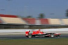 GP3 - Rang f�nf f�r Kirchh�fer: Stoneman gewinnt zweites Rennen