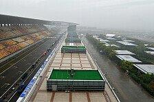 Formel 1 - Auftakt im Reich der Mitte: China GP: Der Donnerstag im Live-Ticker