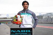Formel 3 Cup - Viel zu lernen: Malaysisches Talent f�r den Formel 3 Cup