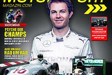 Formel 1 - New World Order: Neues Motorsport-Magazin: Jetzt im Handel!
