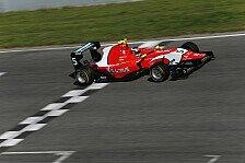GP3 - Startunfall verursacht: Entt�uschendes Wochenende f�r Patric Niederhauser