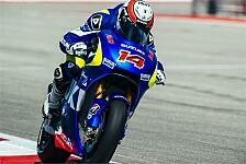 MotoGP - Wildcard beim Finale angestrebt: Suzuki: Valencia-Test als Geschenk an de Puniet?