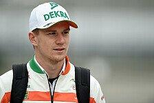 Formel 1 - Besser gelaufen als erwartet: Nico H�lkenberg: Das Team ist hungrig