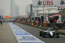 Formel 1 - Massa dreht am Rad: Pechvogel Massa: Boxenstopp-Eklat in China