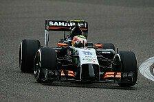 Formel 1 - Hohe Erwartungen f�r den Europaauftakt: Force India Vorschau: Spanien GP