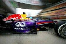 Formel 1 - Suche nach dem Fehler: Vettel bekommt ein neues Auto