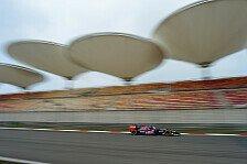 Formel 1 - Die schnellsten Renaults: Toro Rosso: Motorentechnisch besser aufgestellt
