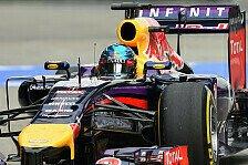 Formel 1 - Die gro�e Angst vor dem Regen: Graining-Alarm: Reifen wieder im Fokus