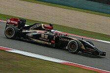 Formel 1 - Mit etwas Gl�ck in die Top-5: Lotus Vorschau: Spanien GP
