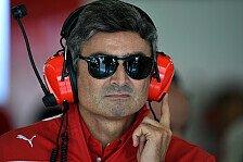Formel 1 - Gr��ten Respekt vor Domenicali: Mattiacci hielt Ferrari-Angebot f�r Aprilscherz