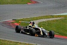 ADAC Formel Masters - Vorfreude auf neue Herausforderung: Marschall: Formel-Premiere mit Lotus