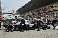 Formel 1 - Neuzugang von au�erhalb: McLaren hat einen Ersatzmann f�r Fallows
