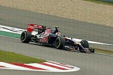 Formel 1 - Hartes Rennen f�r Vergne: Kvyat: Unsere Pace war heute sehr stark