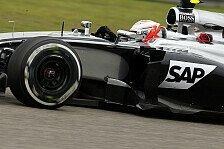 Formel 1 - Noch nichts unterschrieben: McLaren bald mit neuem Titelsponsor