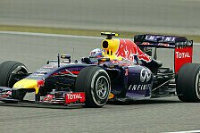 Formel 1 - �berzeugender Australier: Button: Ricciardo Geheimfavorit in China?
