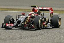Formel 1 - Letzter Startplatz nach Qualifying-Verzicht: Maldonado: Vom T�ter zum Opfer
