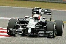 Formel 1 - Es wird sich nicht die Welt �ndern: Magnussen: China war ein Schock f�r uns