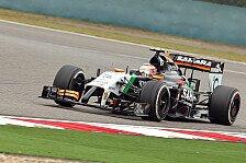 Formel 1 - Brauchen wieder ein Bahrain-Wochenende: Sergio Perez: Zwischen Gl�ck und Ungeduld