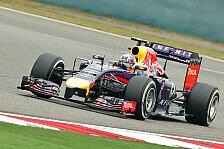 Formel 1 - Die Motoren heulen in China: China GP: Der Freitag im Live-Ticker
