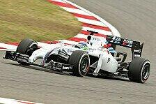 Formel 1 - Ein guter Hinweis: Williams Vorschau: Spanien GP