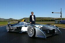 Formel E - Zuerst dachte ich: Oh Shit...: Alain Prost: Kein Vergleich zur Formel 1