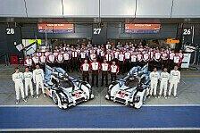 WEC - Die besten Bilder 2014: Porsche