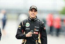 Formel 1 - Wir werden zur�ckkommen: Maldonado: Keine Reue wegen Lotus-Wechsel