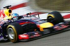 Formel 1 - Beste Ausgangsposition der Saison: Vettel: Im Regen bessere Chancen