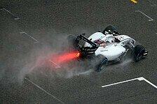 Formel 1 - Im Trockenen noch st�rker: Williams �berrascht: Jetzt auch im Regen stark