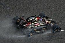 Formel 1 - Q3 kein Wunder, sondern Ergebnis harter Arbeit: Grosjean beendet Lotus-Misere