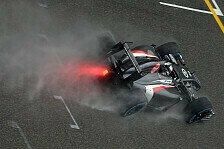 Formel 1 - Leichter Aufw�rtstrend : Sutil profitiert vom Regen