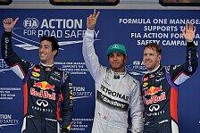 Formel 1 - Bilder: China GP - Samstag