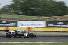 Blancpain GT Serien - Spannende Qualifikation in Frankreich: Bleekemolen b�renstark: Pole in Nogaro