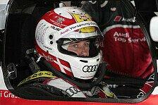 24 h von Le Mans - Vorbereitungen auf Le Mans: Tom Kristensen