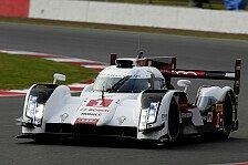 WEC - Knapp vorbei ist auch daneben: Audi beim Auftakt in Startreihe eins und zwei