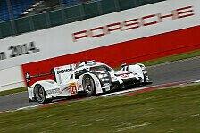 WEC - Knappes Qualifikationstraining: Porsche 919 Hybrid vorn dabei