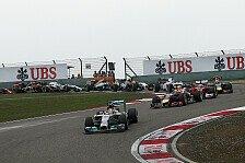 Formel 1 - Die Hinteren m�ssen mehr Gas geben: Whiting mahnt zu geordneter Einf�hrungsrunde