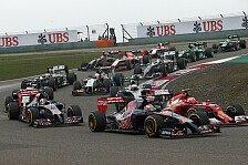 Formel 1 - Wer kommt, wer geht?: �bersicht: Das Fahrerkarussell 2014