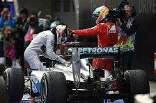 Formel 1 - Keine Best�tigung f�r Verl�ngerung mit Rosberg: Mercedes: Keine Gespr�che mit Alonso