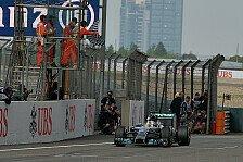 Formel 1 - Zu fr�h geschwenkt: Flaggen-Fehler: China-Ergebnis wird korrigiert