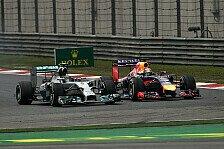 Formel 1 - Mehr als ein Brausehersteller: Blog - Stiere gegen Silberpfeile