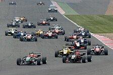Formel 3 EM - Verstappen entgeht Strafe: Rookie-Podium in Silverstone