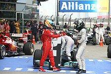 Formel 1 - Was sie tun, ist richtig: Mercedes erh�lt R�ckendeckung von Alonso