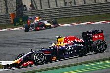 Formel 1 - Vettel vs. Ricciardo - Alonso vs. R�ikk�nen: Renn-Analyse: Teamkollegen im Duell