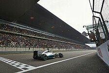 Formel 1 - Mercedes �berrollt das Feld: China GP: Team f�r Team